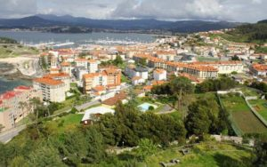 A Baiona is a medieval coastal town in Galicia