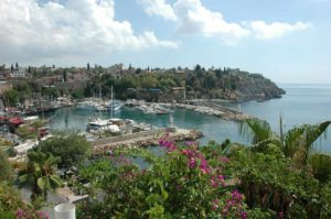 Antalya is the pearl of the Turkish Mediterranean coast