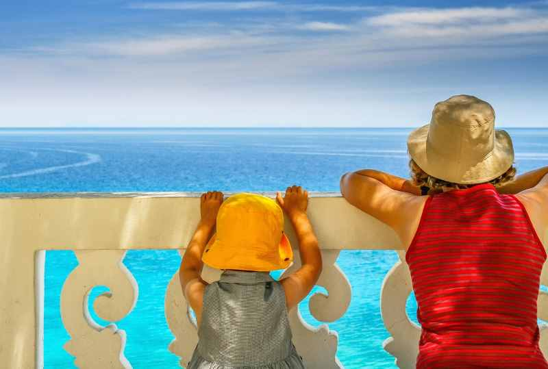Some family-friendly destinations in the Mediterranean