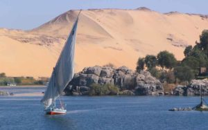 Aswan is a serene Nile Valley destination