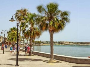 Paphos is one of the most visited destinations in Cyprus
